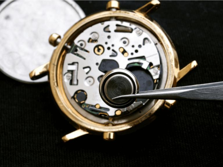 ブルガリ 時計 電池交換