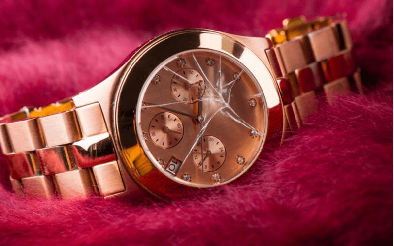 ブルガリの時計の修理の目安、チェックポイント