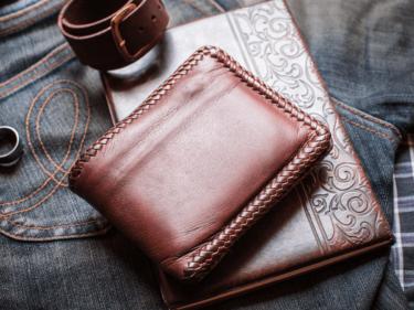 革財布の汚れ落としは毎日すべき?手垢やインク、水に濡れたときの手入れ法とおすすめグッズ4選