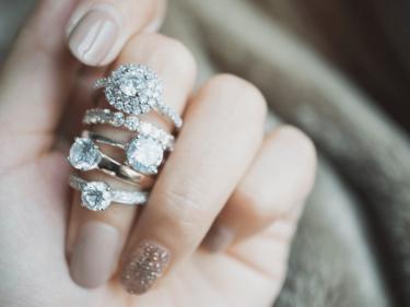 指輪 手入れ